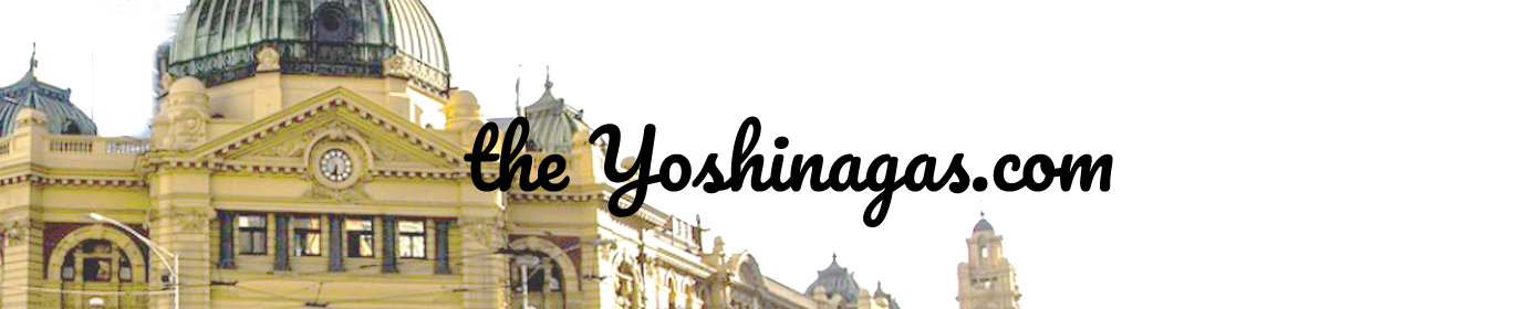 the Yoshinagas